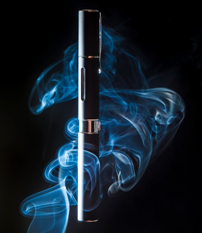 Canada customs electronic cigarette