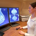 Mammographer at Work