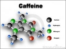 caffeine-molecule
