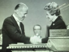 Dr. Borlaug receives Nobel