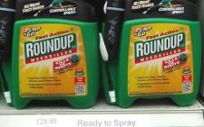Roundup:glyphosate