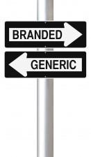 Generic vs Branded drugs via Shutterstock