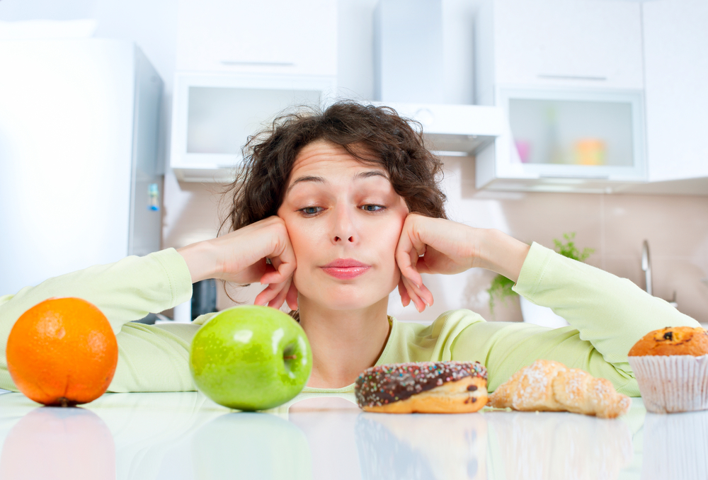 Dieting options via Shutterstock