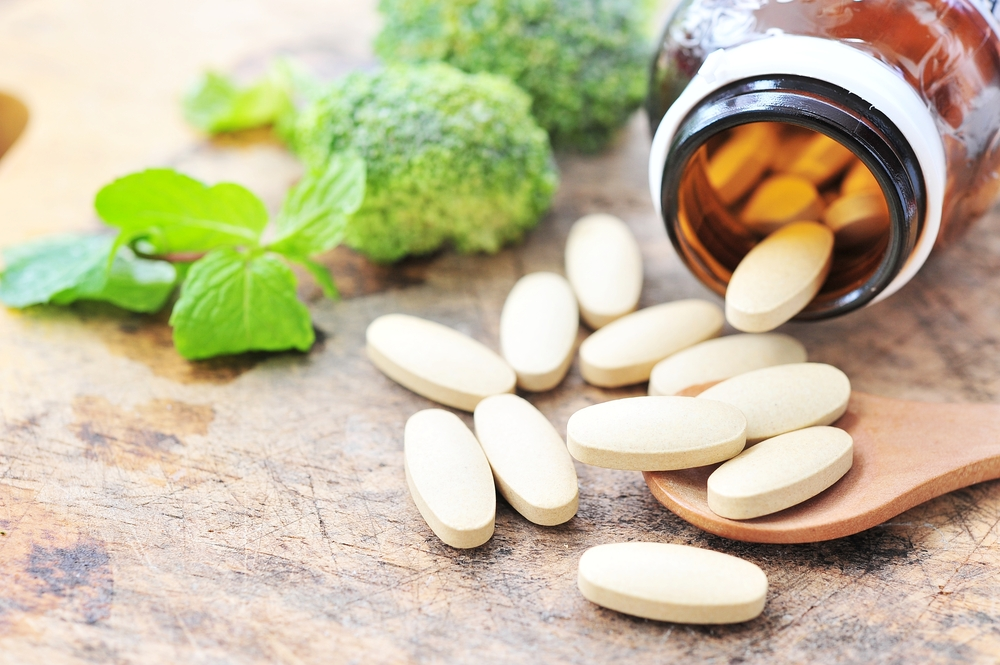 supplements via shutterstock