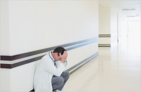 burnout on resident physicians At times when burnout and stress are overwhelming physicians, a newly  by an  experienced social worker, the group welcomes all physicians, residents, and.