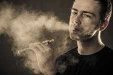 electronic cigarette via shutterstock
