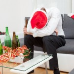 holiday depression via shutterstock