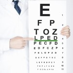 Eye Chart via Shutterstock