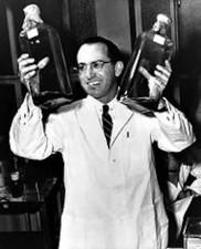 Dr. Jonas Salk, 1954