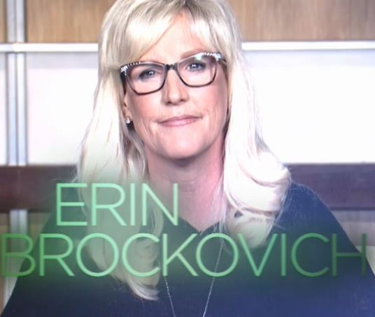 Erin Brockovich on Dr. Oz