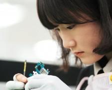 S.Korean chip worker