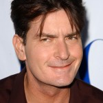 Charlie Sheen via Shutterstock