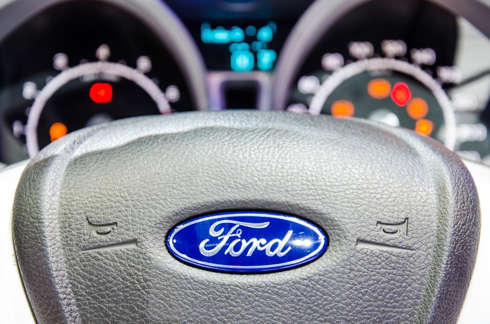 Ford via Shutterstock