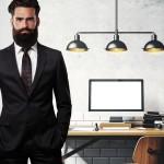 hipster beard via shutterstock