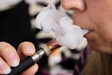 E-cigarettes via Shutterstock