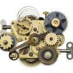 clock gears via shutterstock