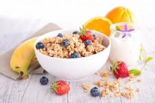 Breakfast via Shutterstock