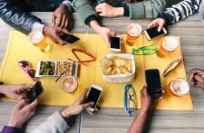 Smartphones via Shutterstock