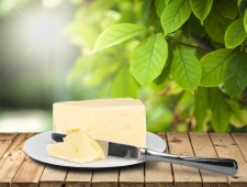 Butter via Shutterstock