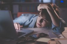 Sleep deprivation via shutterstock
