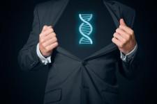 """Super genes"" via Shutterstock"