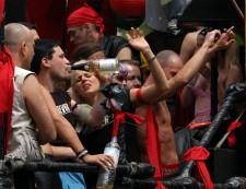 Binge drinking via Shutterstock