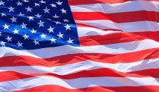 US Flag via Shutterstock