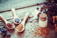 Naturopathy via Shutterstock
