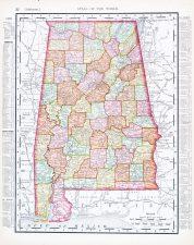 State of Alabama, 1899, via Shutterstock