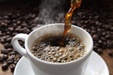 Coffee via Shutterstock