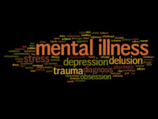 Mental illness via Shutterstock
