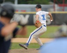 Teenage pitcher via Shutterstock