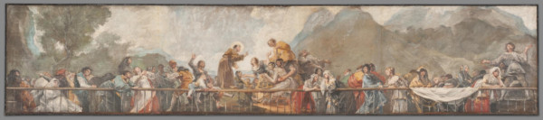 The Miracle of Saint Anthony de Goya Carnegie Museum
