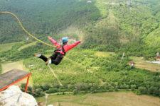 Bungee Jumper, via Shutterstock